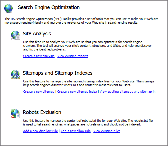 sharepoint 2010 seo analysis with the iis seo toolkit tristan