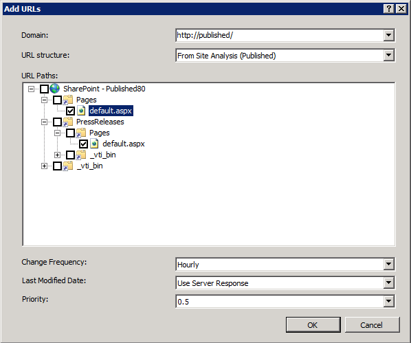 070710 1528 SharePoint220 SharePoint 2010 SEO Analysis with the IIS SEO Toolkit